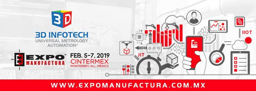 Expo Manufactura 2019, Mexico