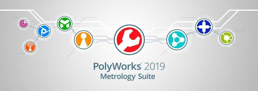 Polyworks Metrology Suite 2019