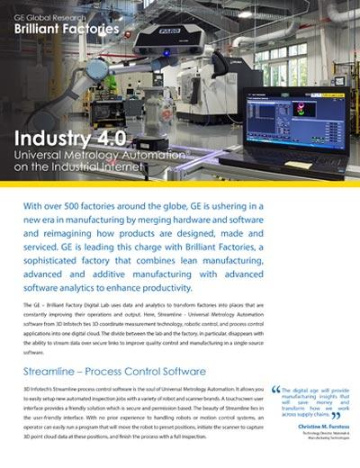 GE GLOBAL RESEARCH BRILLIANT FACTORIES CASE STUDY  - IMAGE