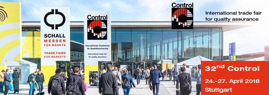 Control International 2018 Stuttgart
