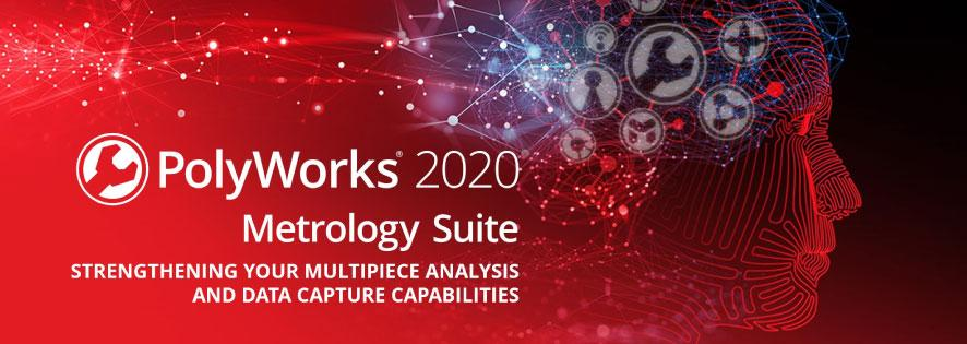 PolyWorks Metrology Suite 2020