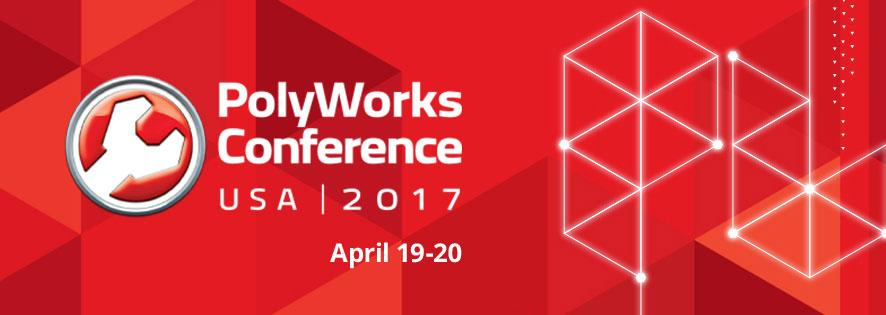 PolyWorks Conference 2017 Banner