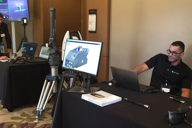 PolyWorks West Coast User Meeting 2018