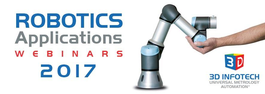 Robotics Applications Webinars 2017 Banner