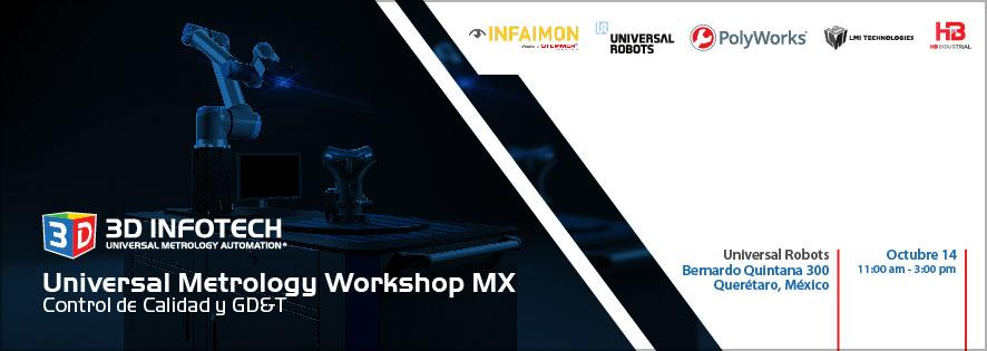 Universal Metrology Workshop MX