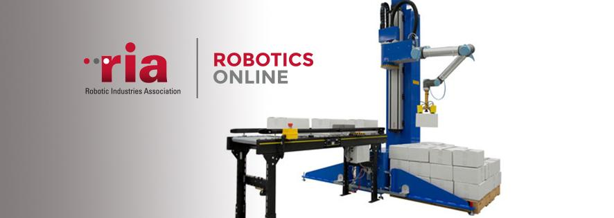 Universal Robots and Apex Motion Control to launch Zero Footprint Palletizer at ATX West show in Anaheim