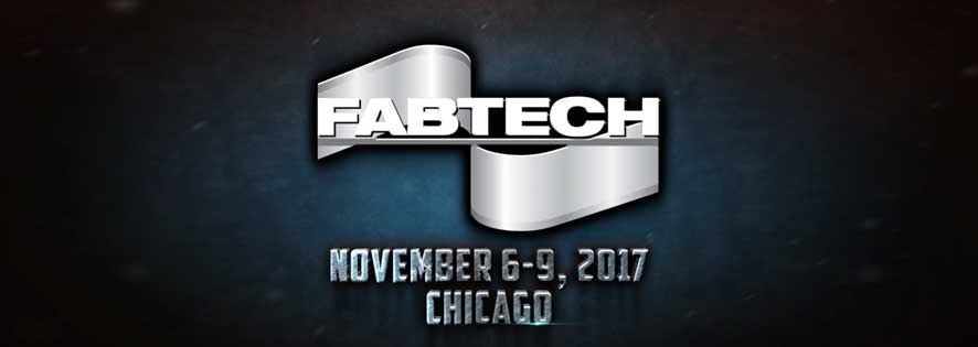 Fabtech 2017 Chicago Banner