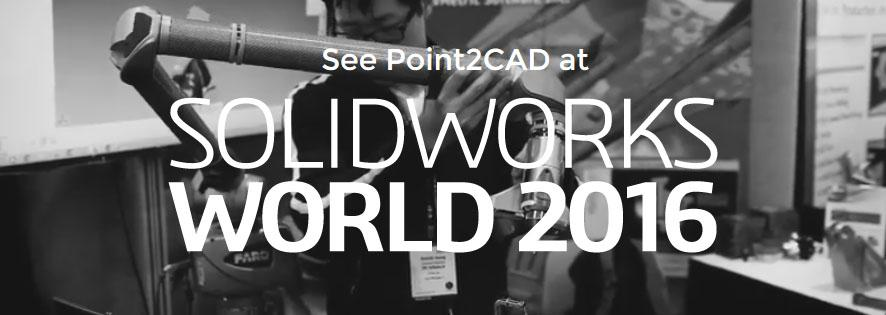 SolidWorks World 2016 Banner